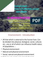 Environment part 1.1
