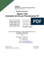 Manual de Operacion Espan_ol , T100,