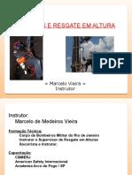 INSTRUTOR DE ALTURAS