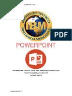 Texto Power Point