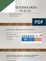 Metodologia 70 20 10