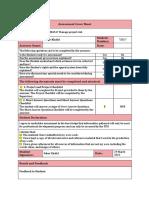 Assessment 11