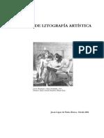 Manual Litografia Artistica
