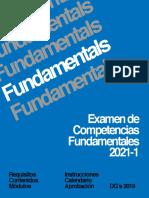Manual Fundamentals 2021-1