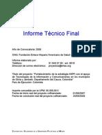 Informe tecnico final UPM AIEPI Colombia