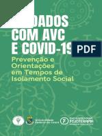 Livro Cuidados com AVC e COVID-19