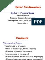 PRESSURE PRESENTATION