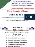 Notas de Aula 1-Cinematica_Mecanismos