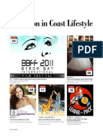 Coast Lifestyle Magazine - What's On March/April