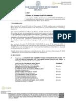 RR. 002361-R-21-Comisión Celebración 470 UNMSM