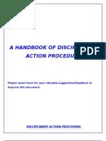 Dispciplinary Action (1)