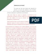 2 Teoría del aprendizaje de Piaget