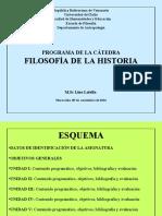 presentación programa TdC YF