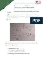 Prática 4 - Medidas Elétricas - Lucas Cordeiro