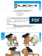 trabajo caracteristica de la ciencia11111