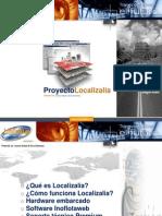 Presentación Localizalia
