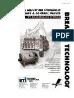 150-4056 - Testing & Adjusting Pumps & Valves
