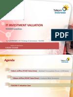 TELKOM - IT Valuation Practices