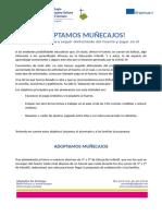 C. Nuestra Sra. Del Carmen - Reto Huerto COVID19 - Proyecto ADOPTAMOS MUÑECAJOS