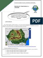 RED - cls 8 - Organizarea  administrativ teritoriala a Romaniei word 1