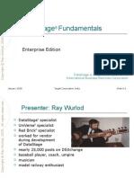 00 DataStage Fundamentals