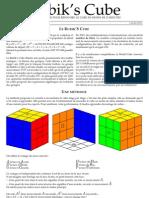 Rubik Cube Methode
