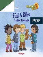 Fidi & Bibo Finden Freunden
