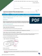 Impressoras HP LaserJet P1005, P1006, P1009, P1505 e P1505