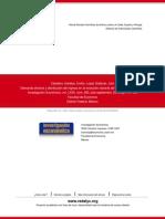 Caballero, E., & López, J. (2013). Demanda efectiva y distribución del ingreso en la evolución reciente de la economía mexicana. Investigación Económica, 72(285).