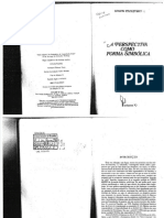 Erwin Panofsky - A Perspectiva como Forma Simbólica