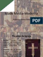Idade Média-Moderna