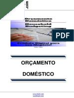 Orçamento Doméstico (Household Budgeting)