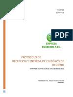 Versión 1 protocolo de recepcion y entrega de cilindros