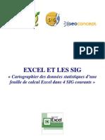 Excel et les SIG