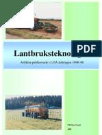 Lantbruksteknologi 2 - LOA 1996-98 Ulf-Peter Granö