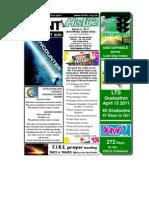 March 6 2011 Newsletter FULLVersion