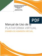 Manual USO Plataforma Virtual ADMISION 2021-v.1-OK