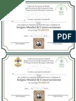 certificados 52