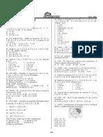 Banco de exercícios gerais de matematica todo EM