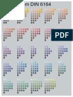 Munsell-vs-DIN6164-charts