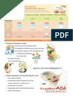 browsure Manfaat ASI Bagi Bayi