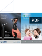 Video Otoscope A3 DM