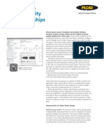 Application Note - Power Quality on Electric Ships