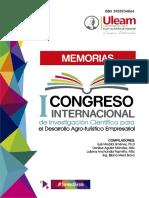 Memorias-del-Congreso Pedernales ULEAM 2018 ER & DCZ