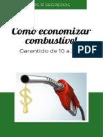economize combustivel
