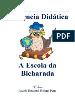 A Escola Da Bicharada 2018 Versão Final