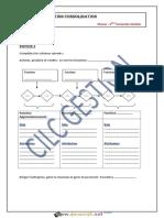 Série d'exercices N°13 - Gestion - MODULE EVALUATION CONSOLIDATION - Bac Economie & Gestion (2019-2020) Mme Aben S