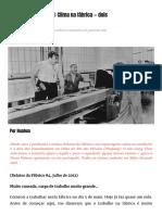 Relatos da Fábrica 11_ Clima na fábrica — dois cenários