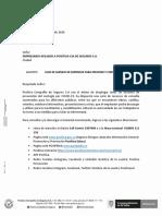 GUÍA DE MANEJO DE EMPRESAS PARA PREVENIR Y CONTENER COVID-19