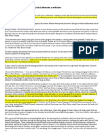 Foreclosure Crisis _ Florida Mediation process and the inability of the bank to show the note.